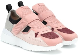 Tod's Nubuck sneakers