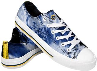 Women's Los Angeles Rams Tie-Dye Canvas Shoe