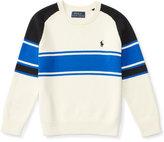 Ralph Lauren Striped Sweater, Toddler Boys (2T-5T) & Little Boys (2-7)