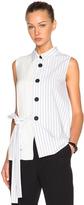 Marni Pin Stripe Poplin Shirt