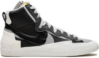 Nike Sacai x Blazer Mid high-top sneakers