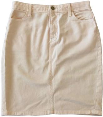 American Apparel Pink Denim - Jeans Skirt for Women