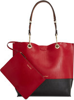 Calvin Klein Reversible Tote With Pouch