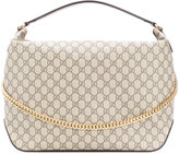 Gucci GG Supreme canvas hobo bag - women - Leather/Polyurethane - One Size