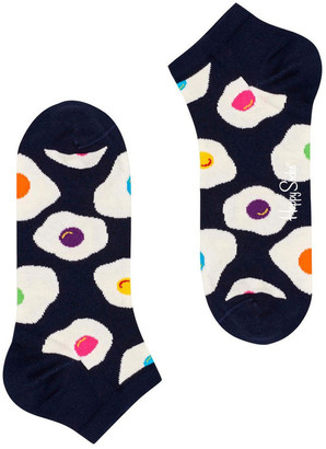 Happy Socks Sunny Side Up Anklet Socks EGS05-6500