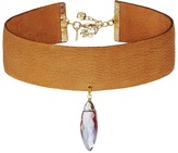 Vanessa Mooney The Garbo Choker Necklace Necklace