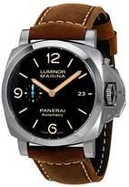 Panerai Luminor Marina 1950 Automatic Men's Leather Watch PAM01351