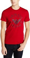 Armani Jeans Men's Slim Fit Logo T-Shirt