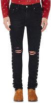 AMIRI Men's Embellished Slim Jeans