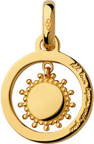 Links of London Mother's Say 18ct yellow gold vermeil sun charm