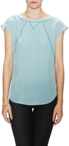 Marc by Marc Jacobs Frances Silk Top