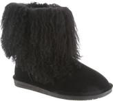 BearPaw Women's Boo Solids Furry Boot