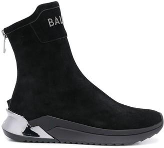Balmain B-Glove high-top sneakers
