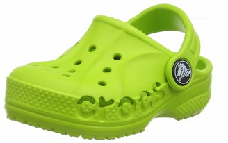 Crocs Baya Clog Kids unisex-child Baya Clog Comfortable Slip On Water Shoe