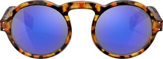 Giorgio Armani Tortoiseshell Framed Glasses