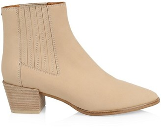 Rag & Bone Rover Leather Chelsea Boots