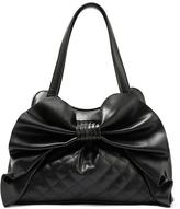 Bettie Page Quilted Retro Handbag