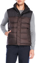Tumi Heritage Quilted Down Vest