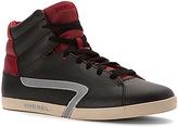 Diesel Men's Rikklub E-Klubb High Top Sneaker