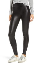 READER FAVE! Spanx Faux Leather Leggings