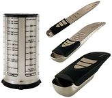 KitchenArt Baker's Pro 4-pc. Measuring Gift Set