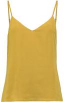 L'Agence Jane Washed-Silk Camisole