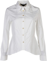 Marc by Marc Jacobs Asymmetric Hem Shirt