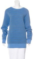 Marc by Marc Jacobs Long Sleeve Rib Knit Sweatshirt