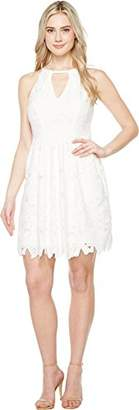 Adrianna Papell Women's Celcilia Lace Fit and Flare