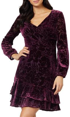 Alannah Hill Velvet Sky Dress