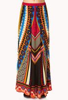 Forever 21 Free Spirit Maxi Skirt