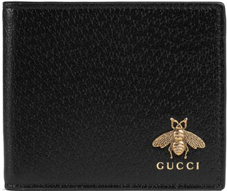 Gucci Animalier leather wallet