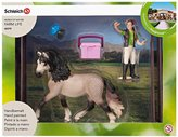 Schleich Horse care set, Andalusian