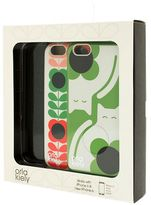 Orla Kiely iPhone 6 Case - Cat & Flower