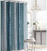 Manor Hill Sierra 72-Inch x 84-Inch Shower Curtain in Blue