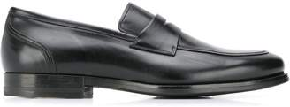 Santoni classic formal loafers