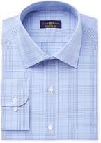 Club Room Men's Classic/Regular Big and Tall Fit Wrinkle Resistant Dress Shirt, Created for Macy's