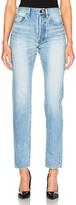 Saint Laurent 80s Carrot 5 Pocket Jeans