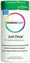 Rainbow Light Just Once Tabs, 120 ct