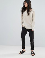 Only Paris Low Skinny Chino Pants