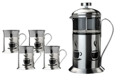 Berghoff 5-pc Coffee Set
