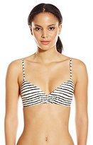 Vix Women's Zebra Seve Bikini Top