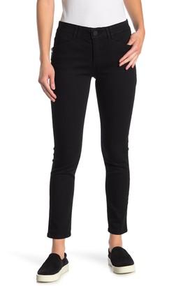 Democracy Vintage Skinny Zip Pocket Skinny Jeans