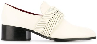 Proenza Schouler Braided Loafers