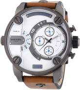 Diesel Men's DZ7269 Leather Quartz Watch