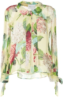 Alice McCall Floral Print Blouse