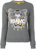 Kenzo Tiger jumper - women - Cotton/Polyester - XS