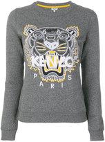 Kenzo Tiger jumper - women - Cotton/Polyester - XS