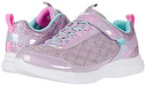 Skechers Sport Lighted - Glimmer Kicks 20336L (Little Kid/Big Kid) (Lavender/Aqua) Girl's Shoes