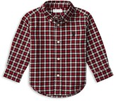 Ralph Lauren Infant Boys' Plaid Twill Shirt - Sizes 6-24 Months